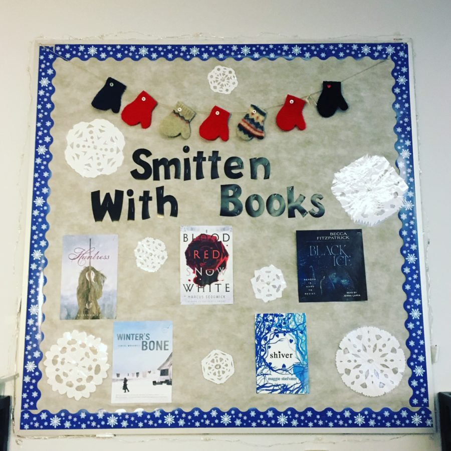 We're Smitten With Books @ Yorktown Library