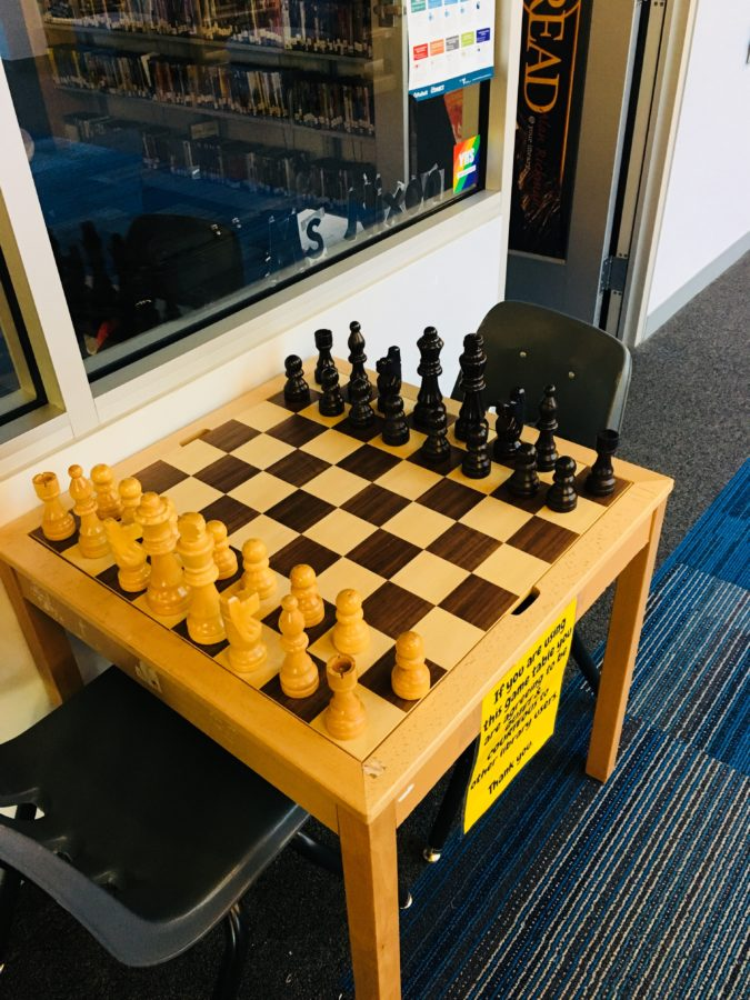 Chess Time @ Yorktown Library