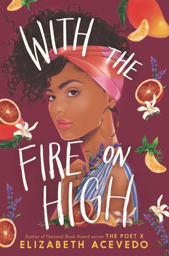 Community Read Selection 2019-2020: With the Fire On High