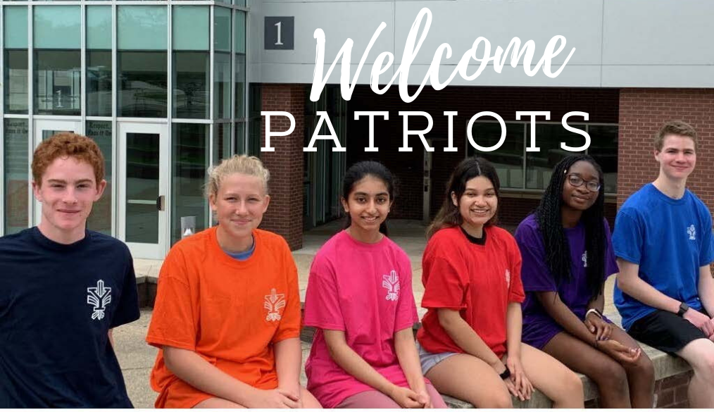 Welcome Patriots