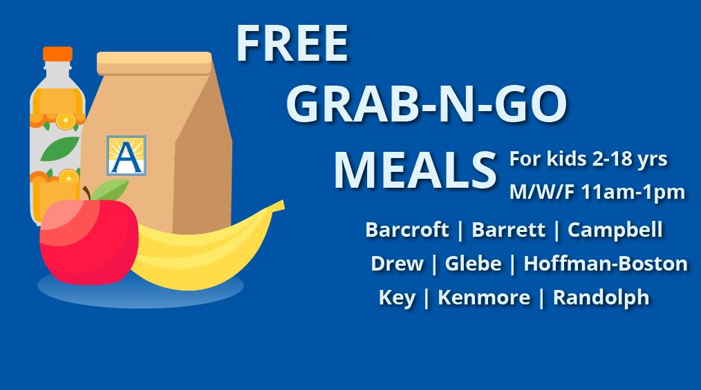 UPDATED: Free Grab-N-Go Meals