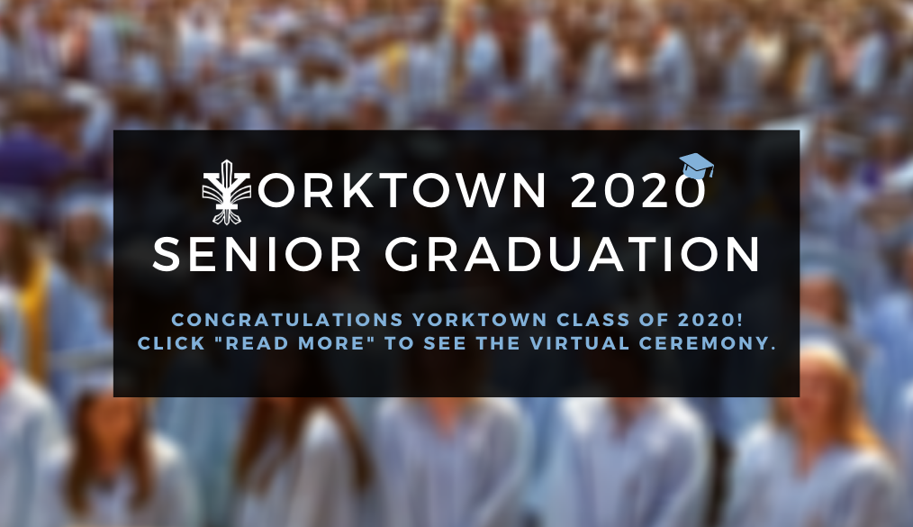 Class of 2020 Virtual Graduation Ceremony