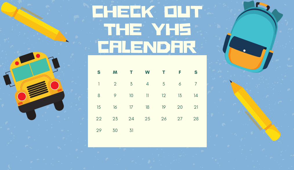 Yorktown Calendar