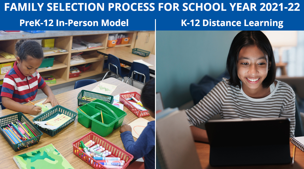 APS Family Selection Process for School Year 2021-22
