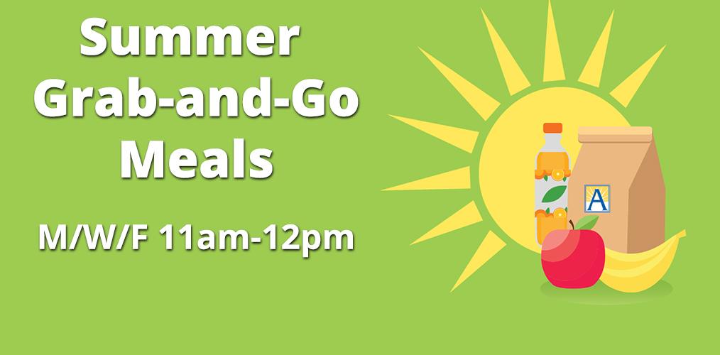 Summer Grab & Go Meals